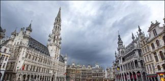 những địa điểm du lịch nổi tiếng tại Brussels
