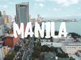 những địa điểm du lịch nổi tiếng tại Manila