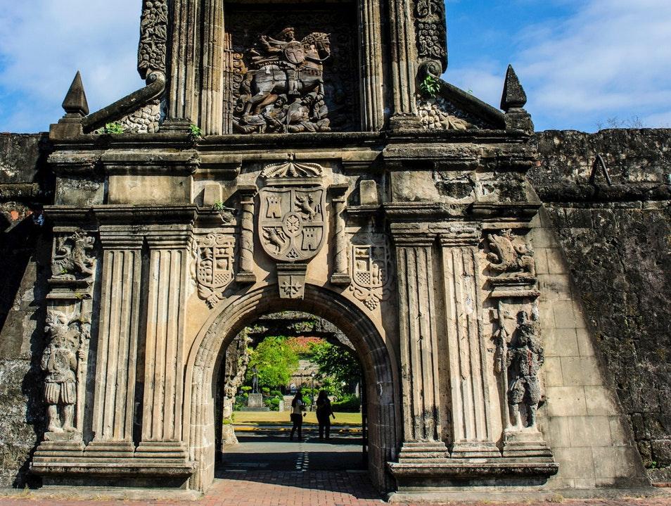 Pháo đài Santiago
