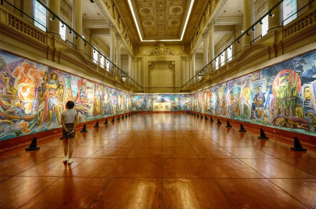 Phòng triển lãm nghệ thuật đương đại
