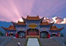 những ngôi chùa nổi tiếng tại Trung Quốc