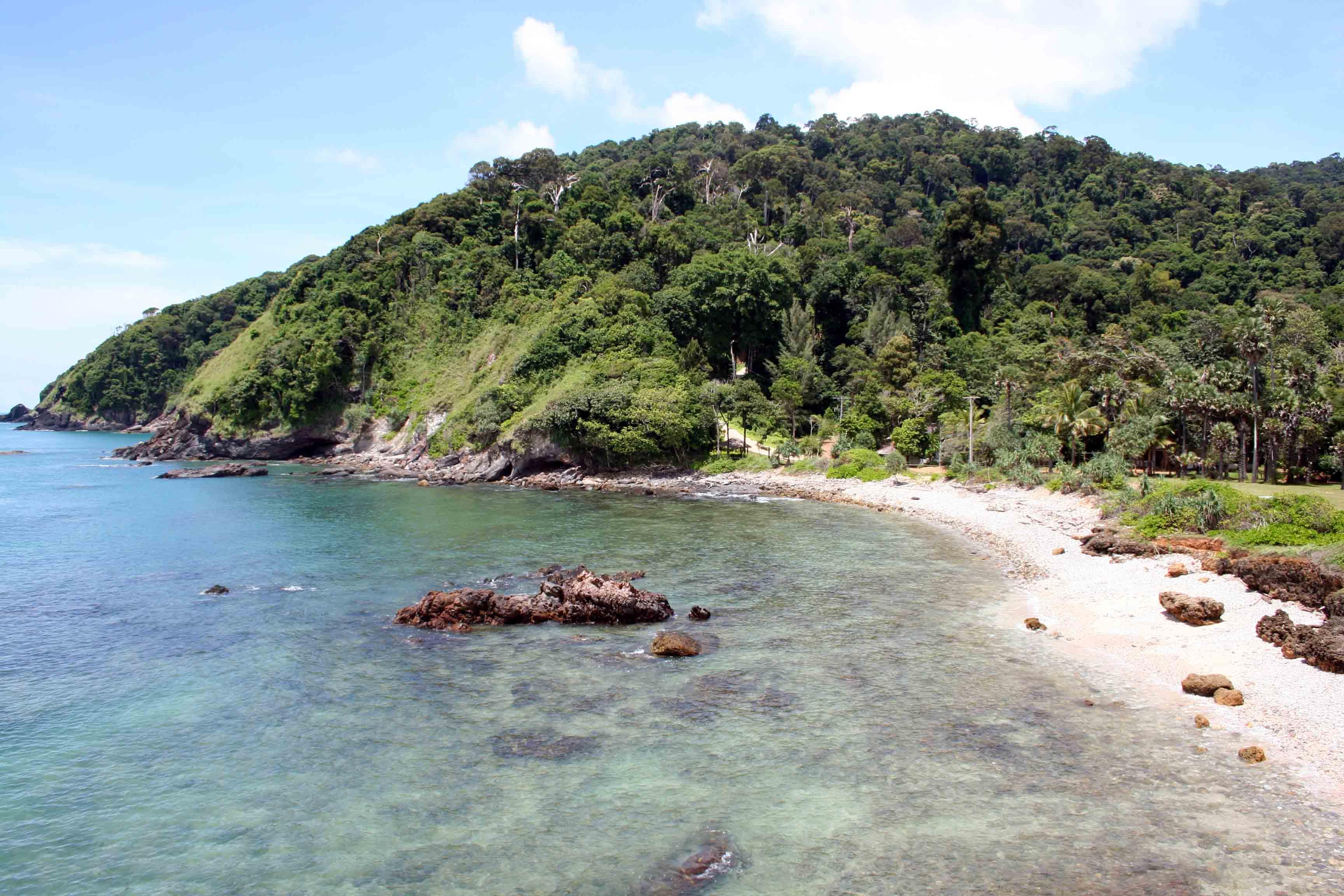 Tham quan vườn quốc gia Mu Koh Lanta