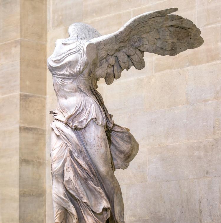 Tượng thần chiến thắng Samothrace