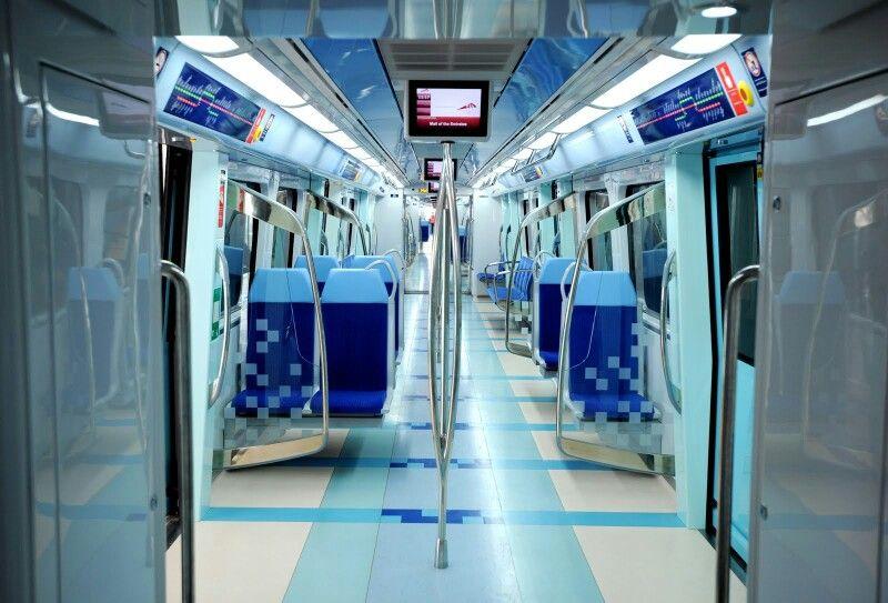 Sử dụng các loại phương tiện giao thông công cộng tại Dubai
