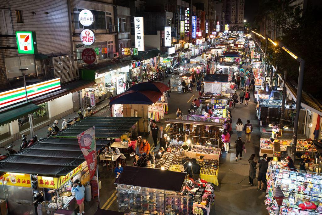 Chợ đêm Jhongli Xinming