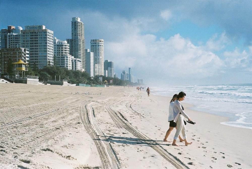 Gold Coast sở hữu những bãi biển tuyệt đẹp