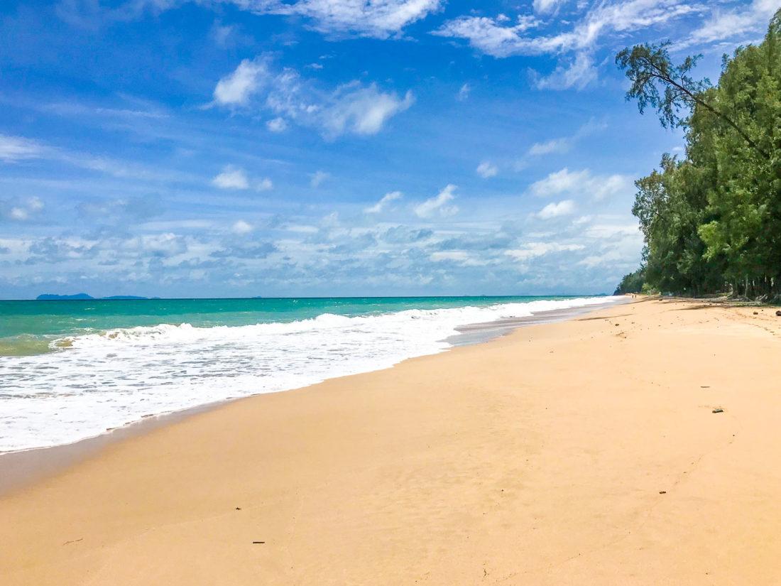 Koh Lanta sở hữu những bãi biển tuyệt đẹp