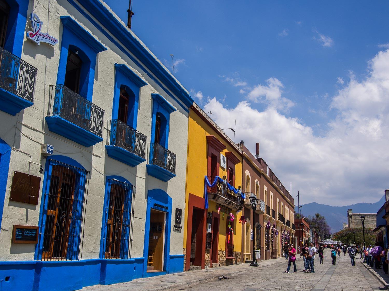 kinh nghiệm du lịch Oaxaca