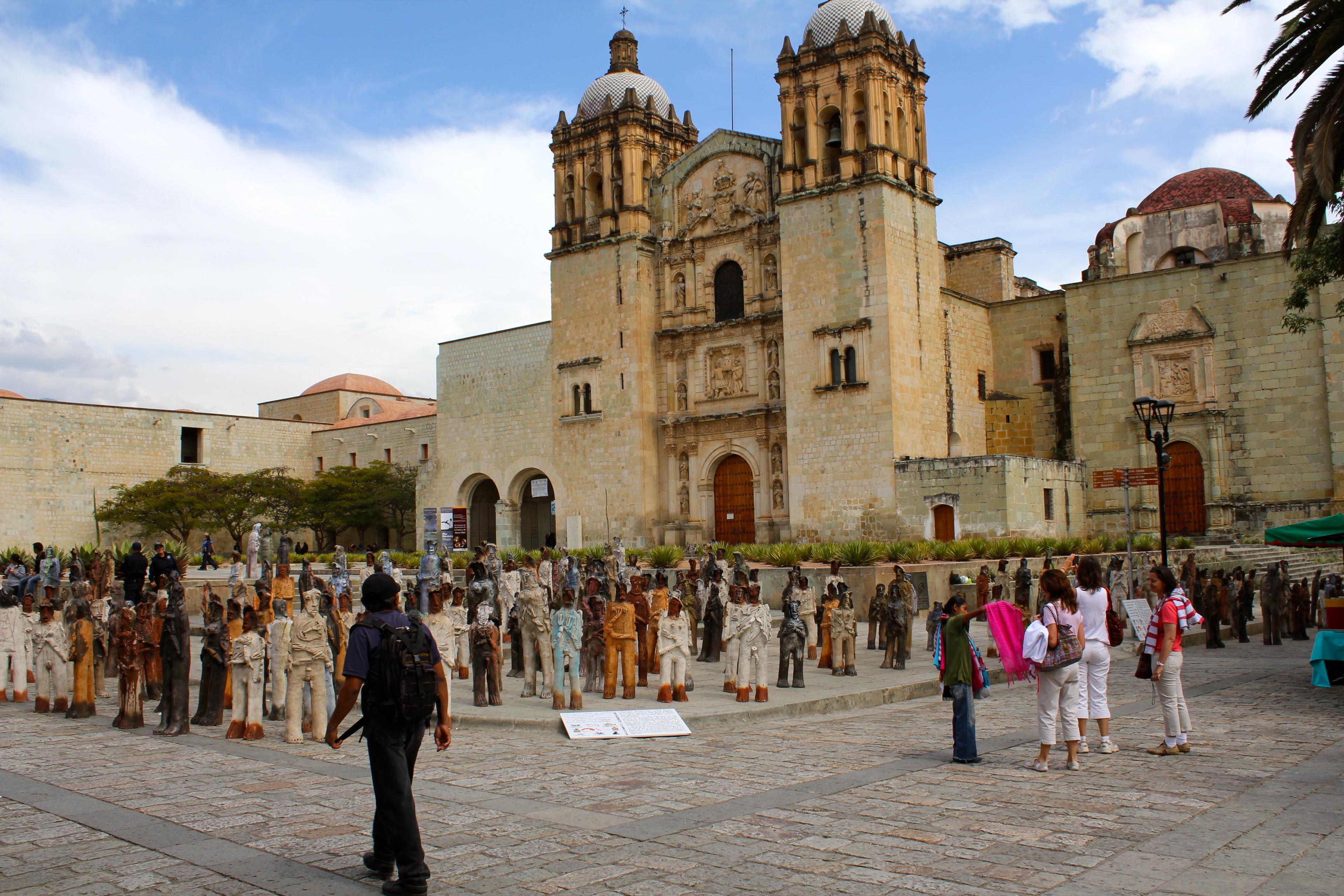Nhà thờ Oaxaca