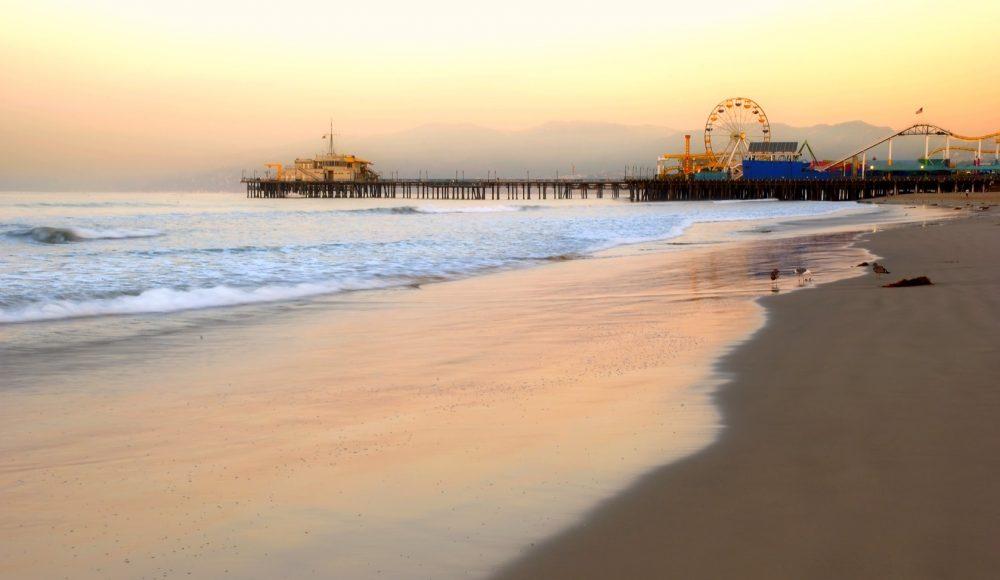 kinh nghiệm du lịch Santa Monica