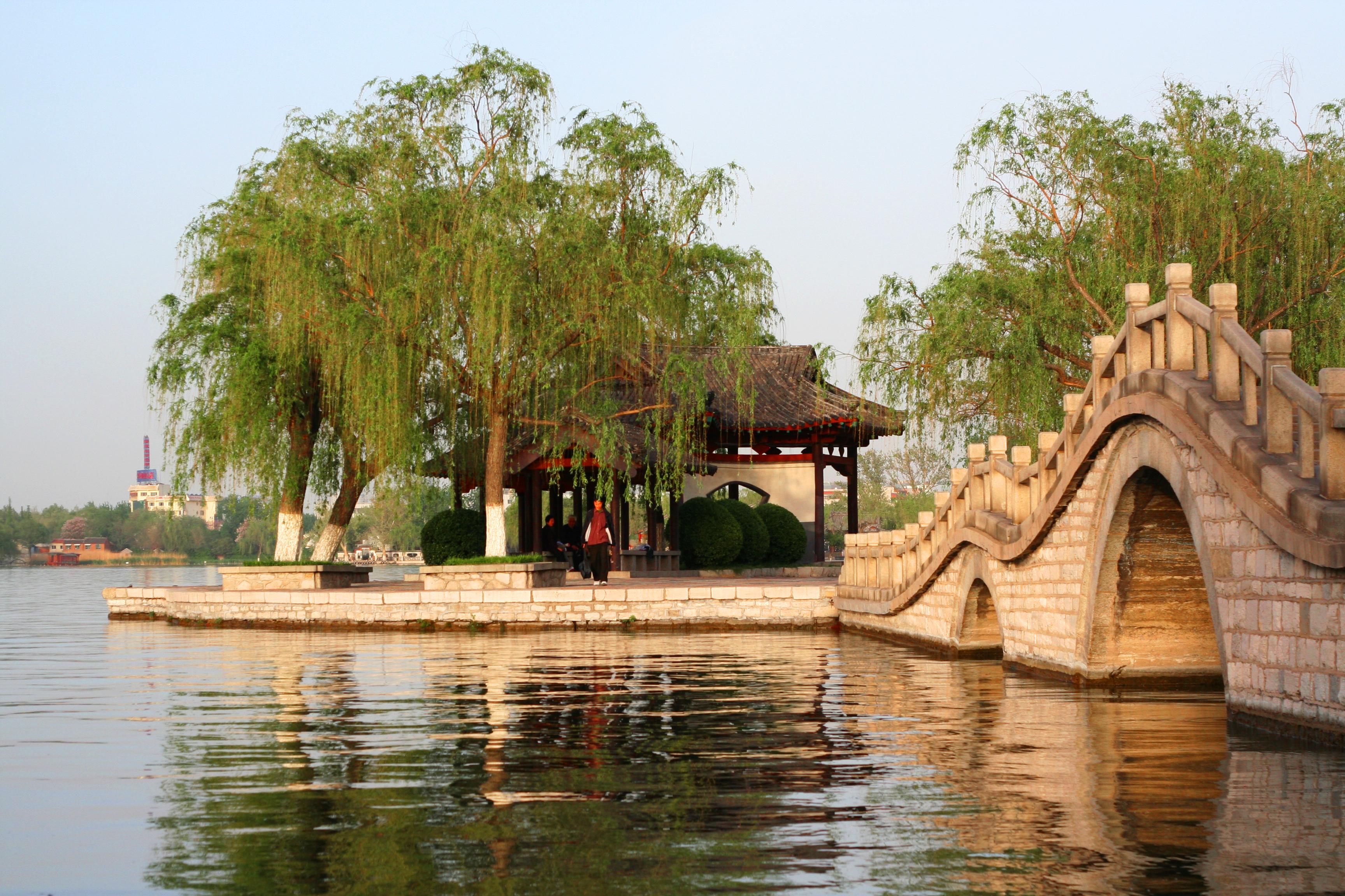 Hồ Daming