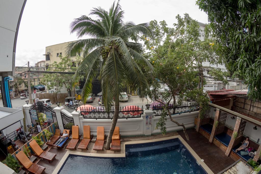 những khách sạn giá rẻ tại Phnom Penh