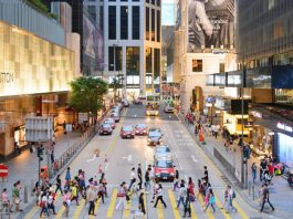 những khu mua sắm nổi tiếng tại Hong Kong