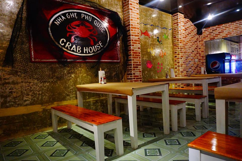 Nhà hàng Crab House