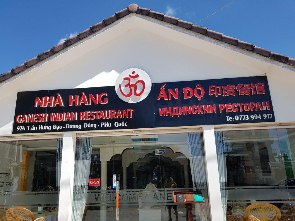 Nhà hàng Ganesh