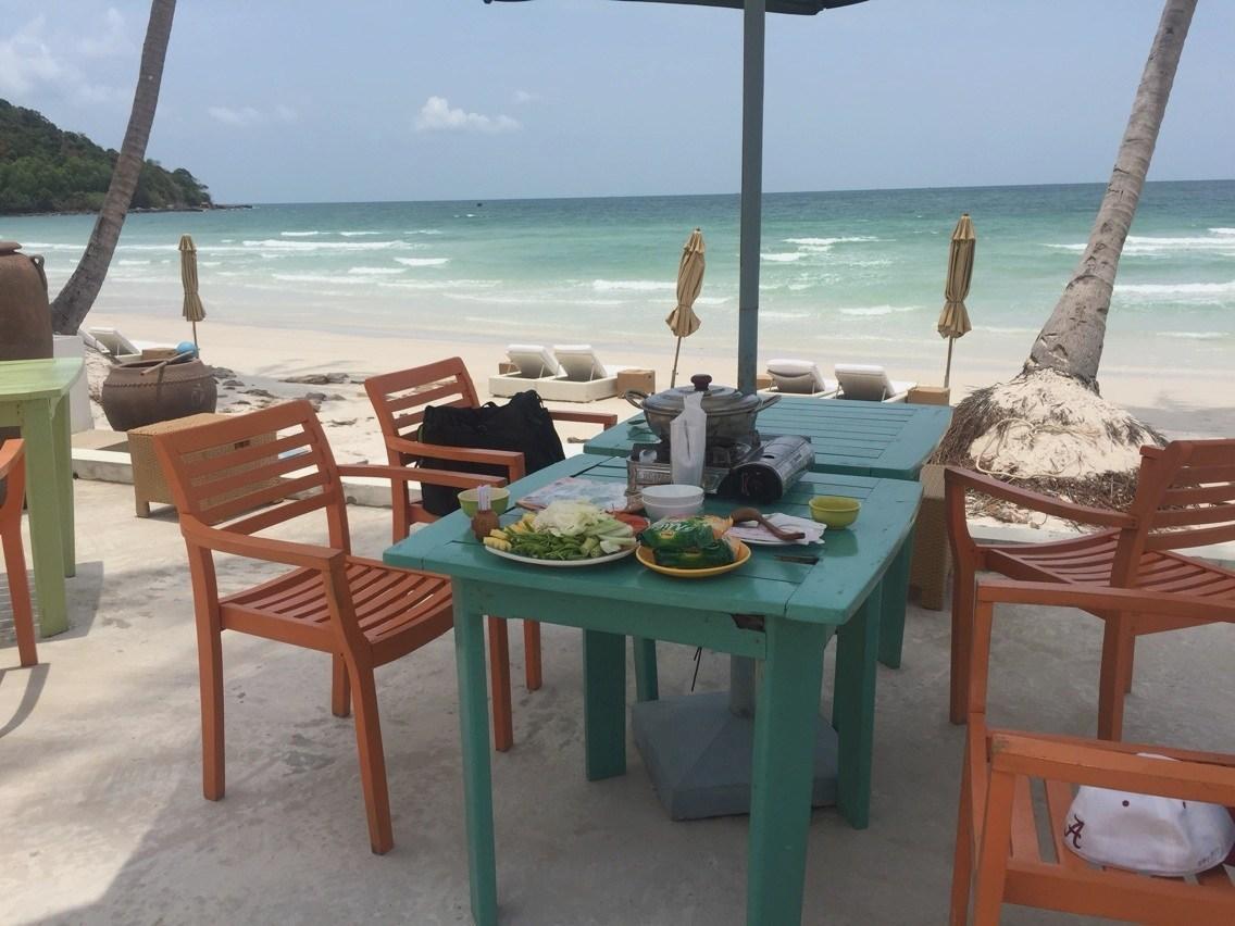Nhà hàng Bãi Biển Paradisco