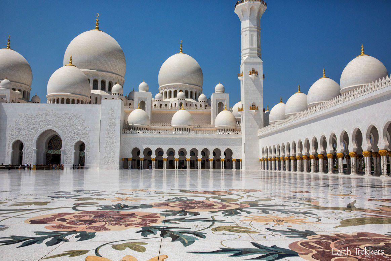 Lăng mộ Sheikh Zayed