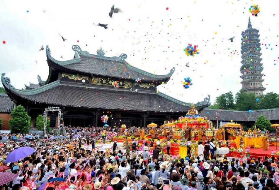 kinh nghiệm du lịch chùa Hương