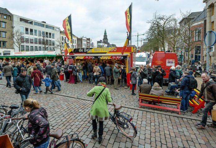 kinh nghiệm du lịch Groningen