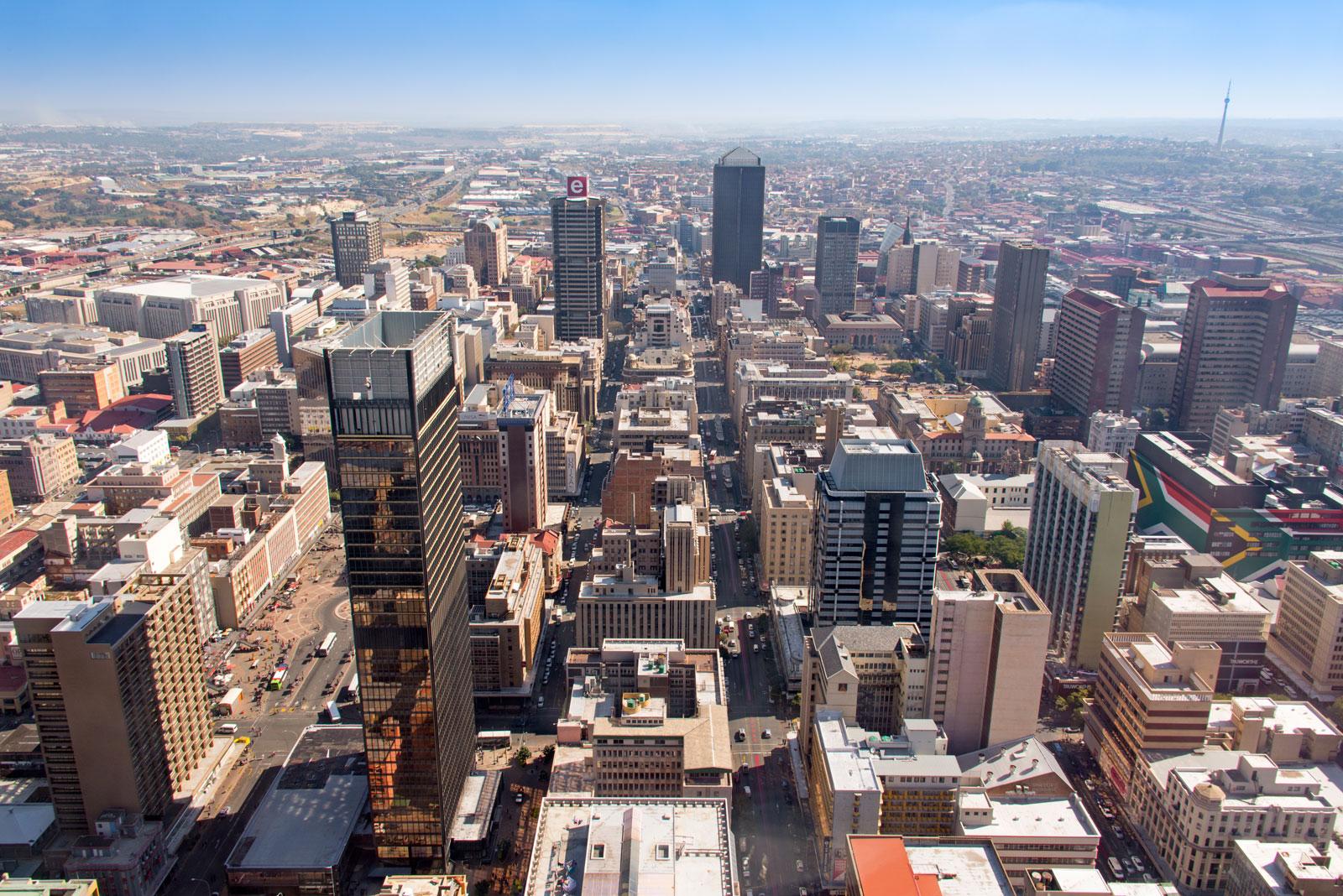 kinh nghiệm du lịch Johannesburg