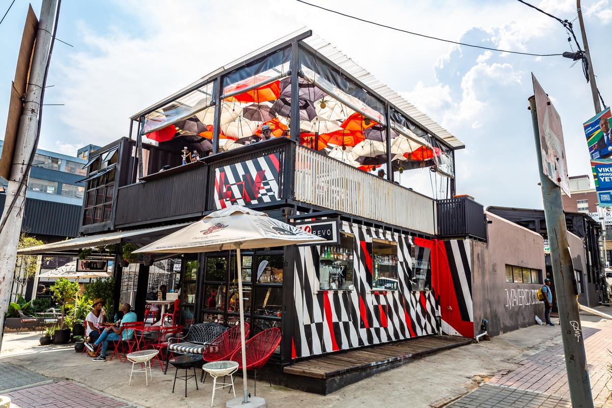 Khu phố Maboneng