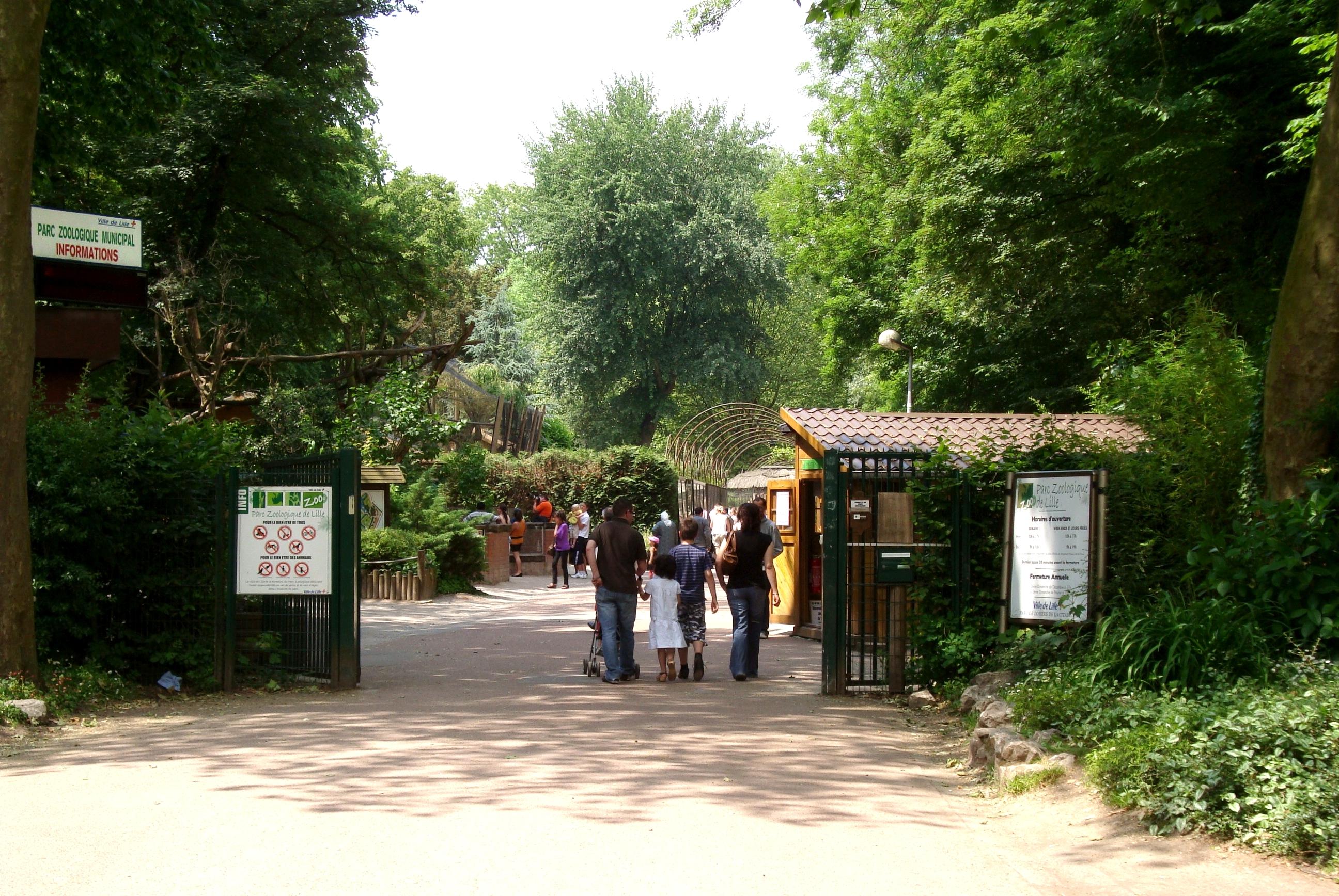Sở thú Zoologique