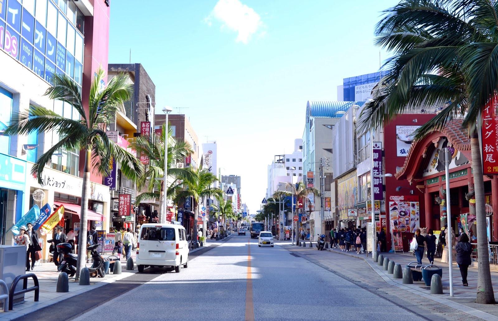 Khu phố mua sắm Kokusaidori