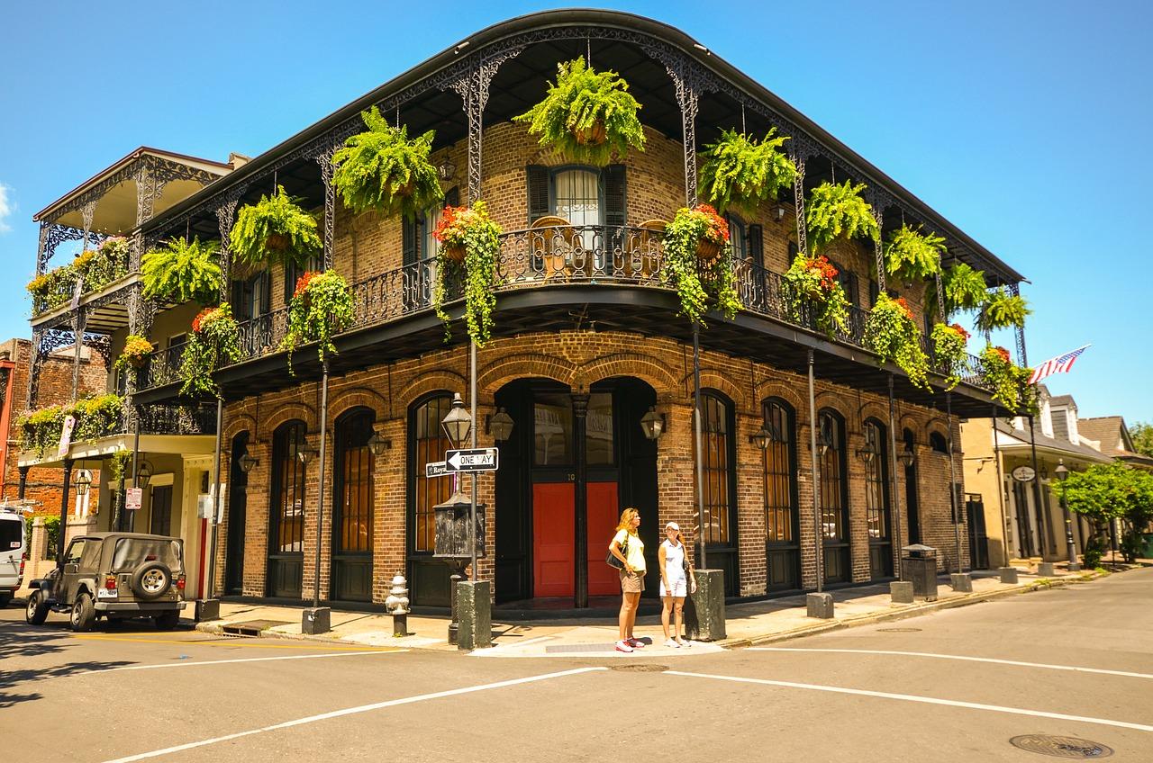 Khu phố Pháp tại New Orleans