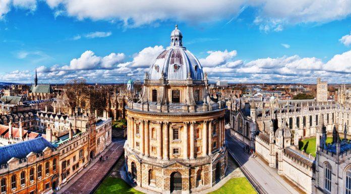 Kinh nghiệm du lịch Oxford
