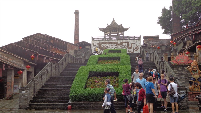 Lò nung gốm Nanfeng