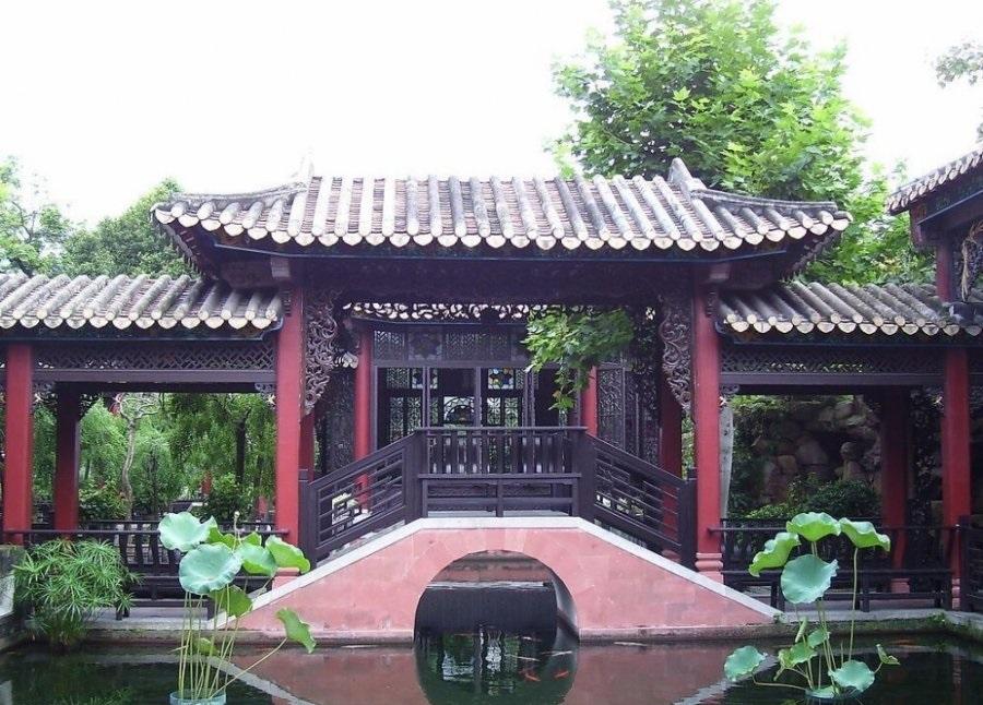Khu vườn Thanh Huệ