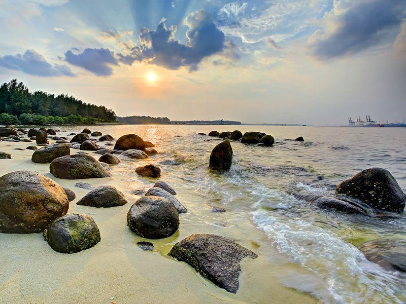 Bãi biển Punggol