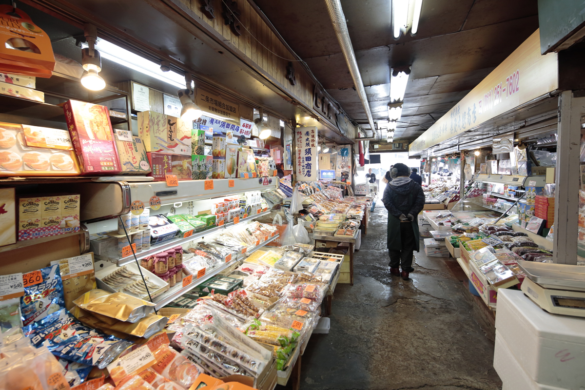 Khu chợ cá Nijo