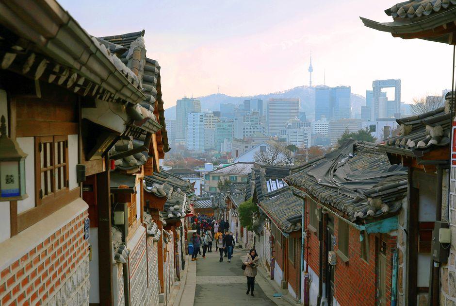 nhung trai nghiem thu vi tai Seoul