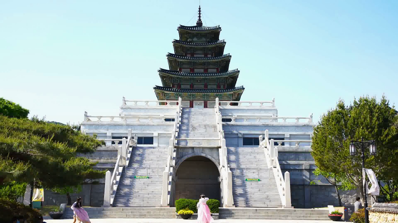 bao tang noi tieng tai Seoul