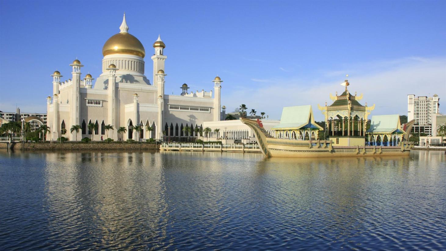 dia diem du lich noi tieng tai Brunei