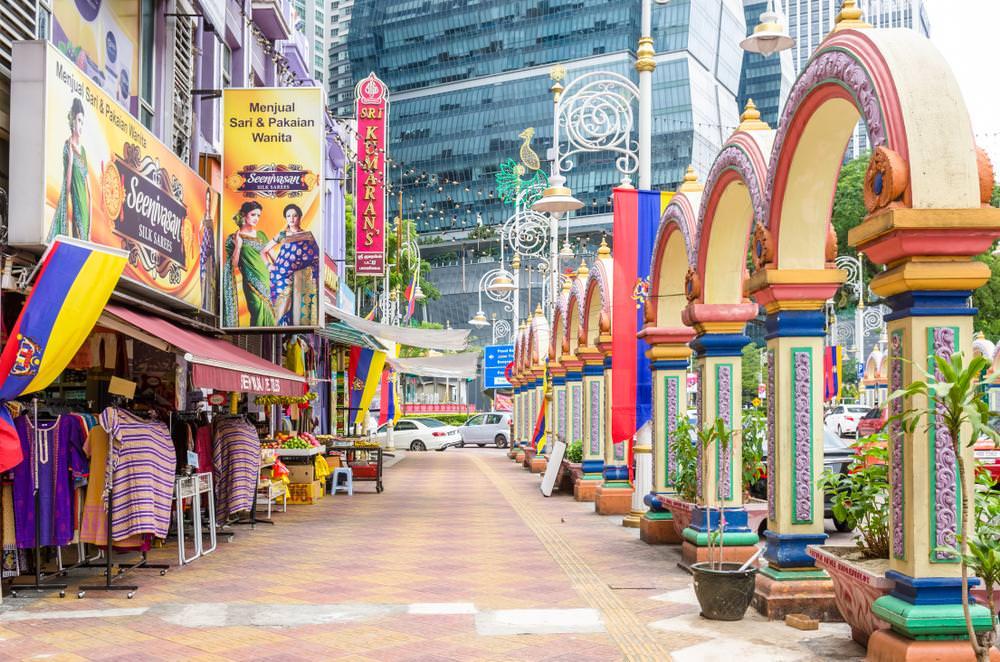 du lich Kuala Lumpur 1 ngay