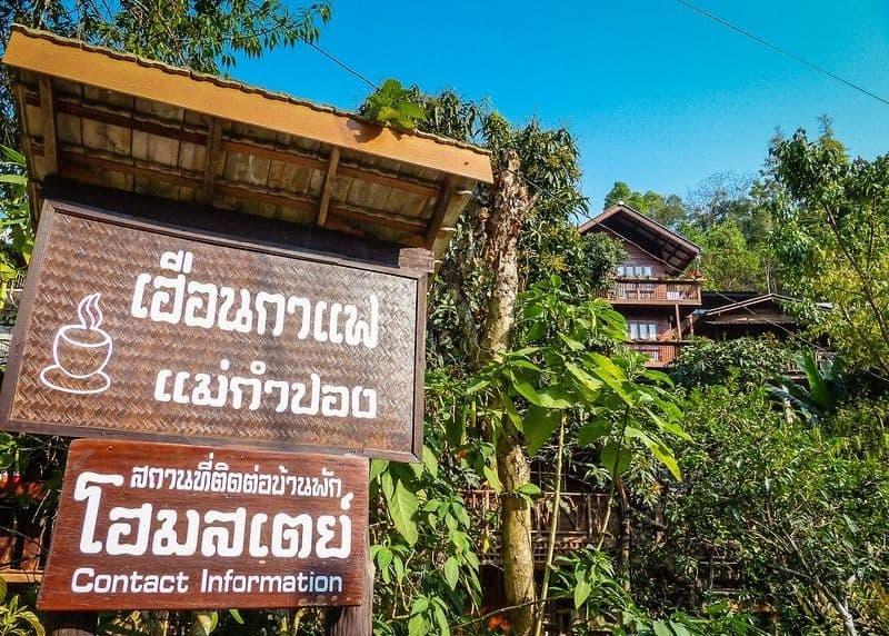 Homestay dep nhat tai Chiang Mai