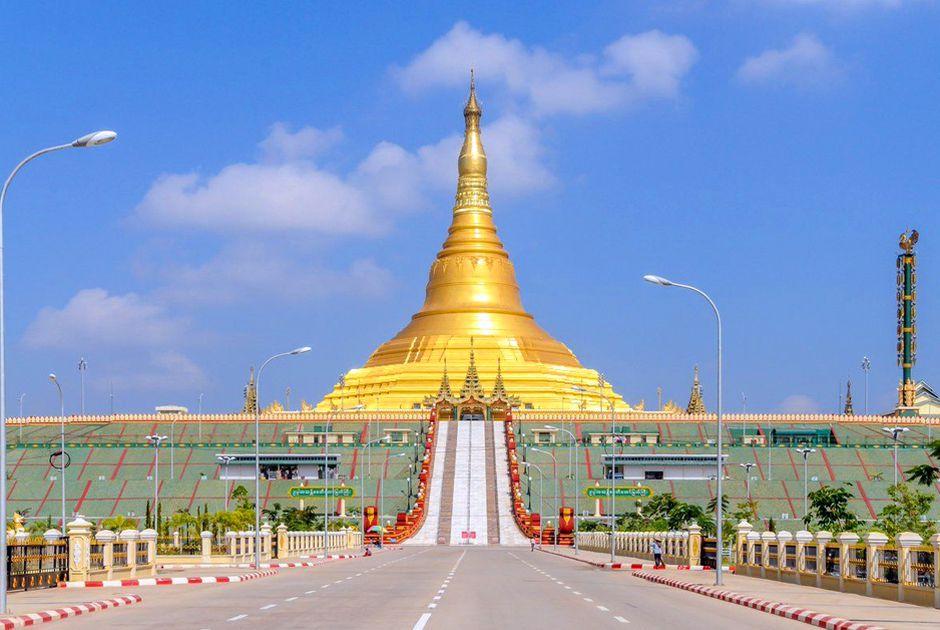kinh nghiem du lich Naypyidaw