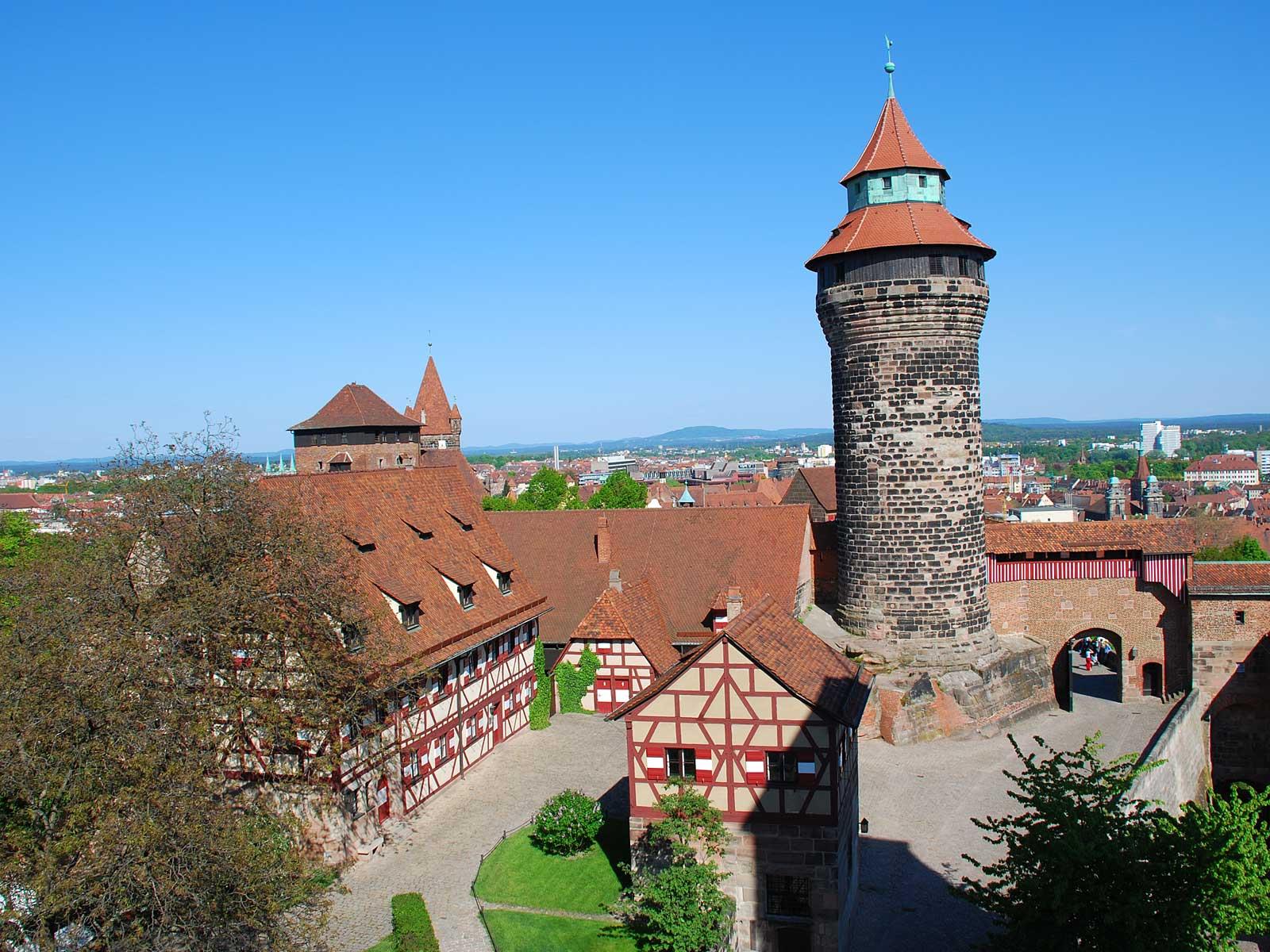 kinh nghiem du lich Nuremberg