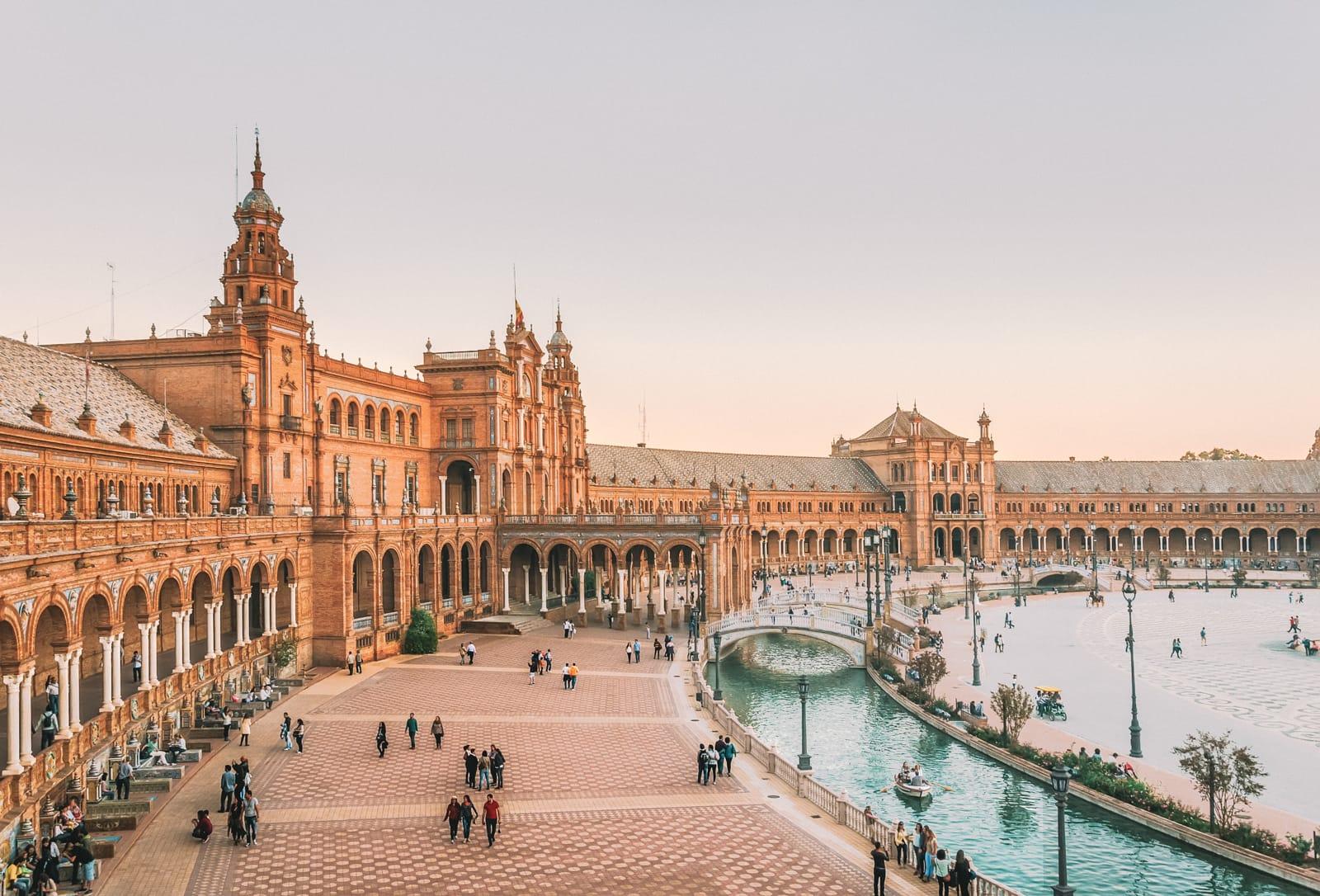 Kinh nghiệm du lịch Seville - cái nôi văn hóa của đất nước Tây Ban Nha