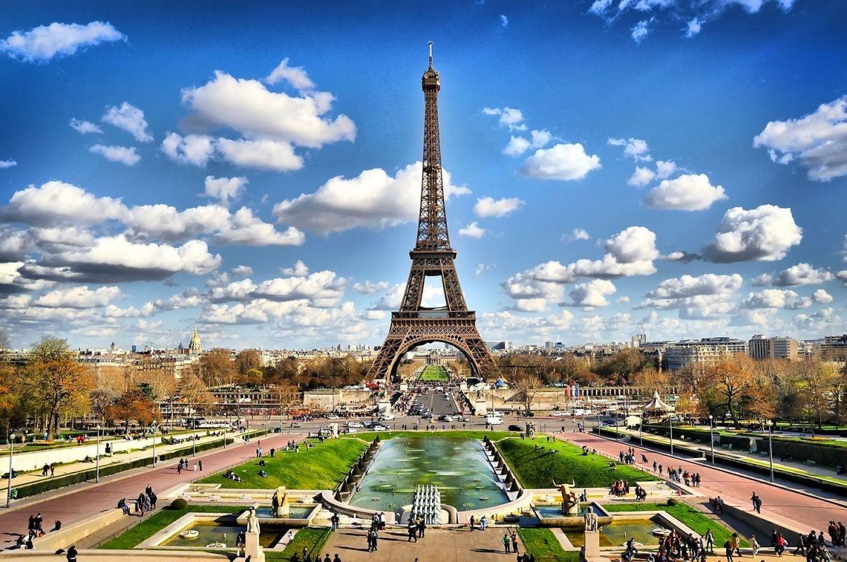 trai nghiem thu vi tai Paris